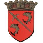 Blason Mairie St Laurent du Cros