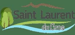 Logo Mairie St Laurent du Cros